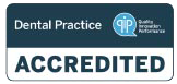 QIP Private Dental Practice Accreditation LOGO